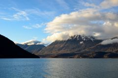Kenai Lake.