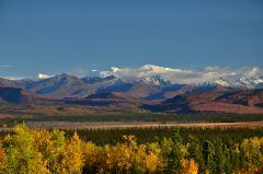 Eastern Alaska Range