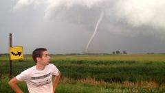 With the Tornado