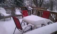 21 January 2014 Snowfall