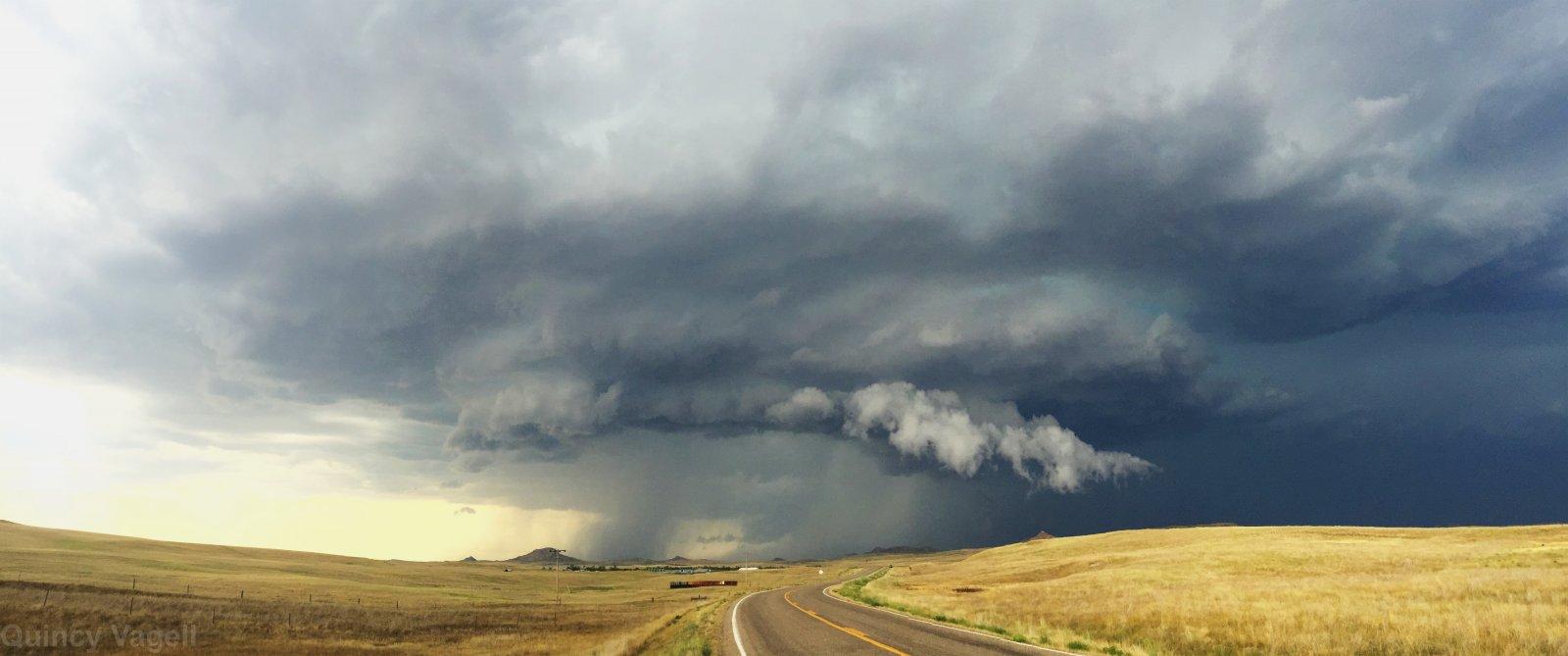 Stormy South Dakota