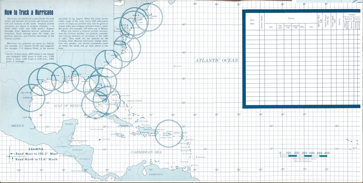 photograph about Printable Hurricane Tracking Maps referred to as Any time did hurricane monitoring chart distribution toward the community