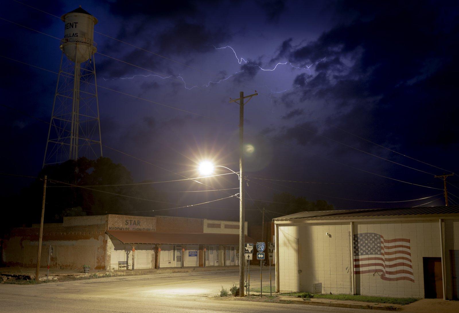 West Texas Light Show