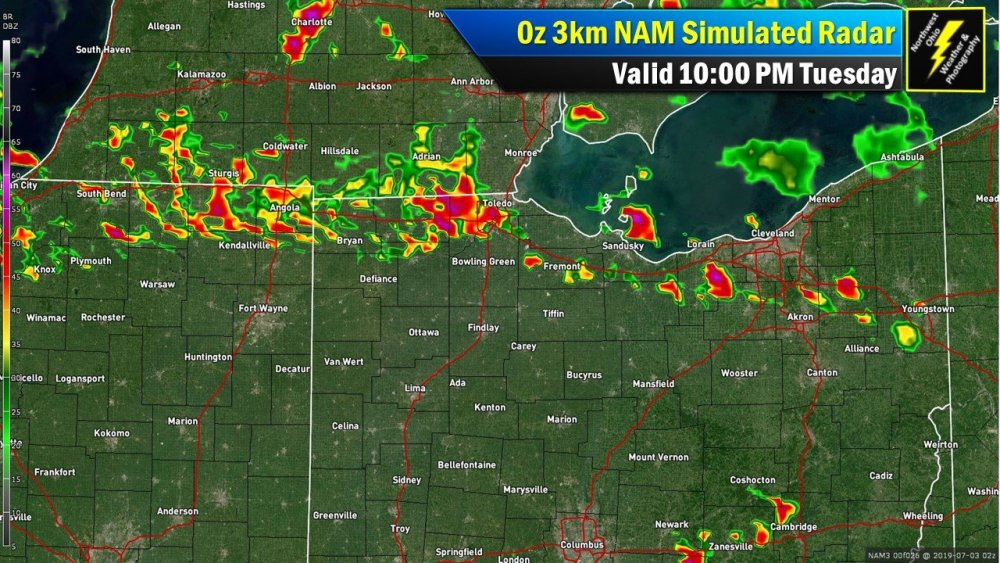 0z 3km NAM Radar Valid 10 PM Tuesday.JPG
