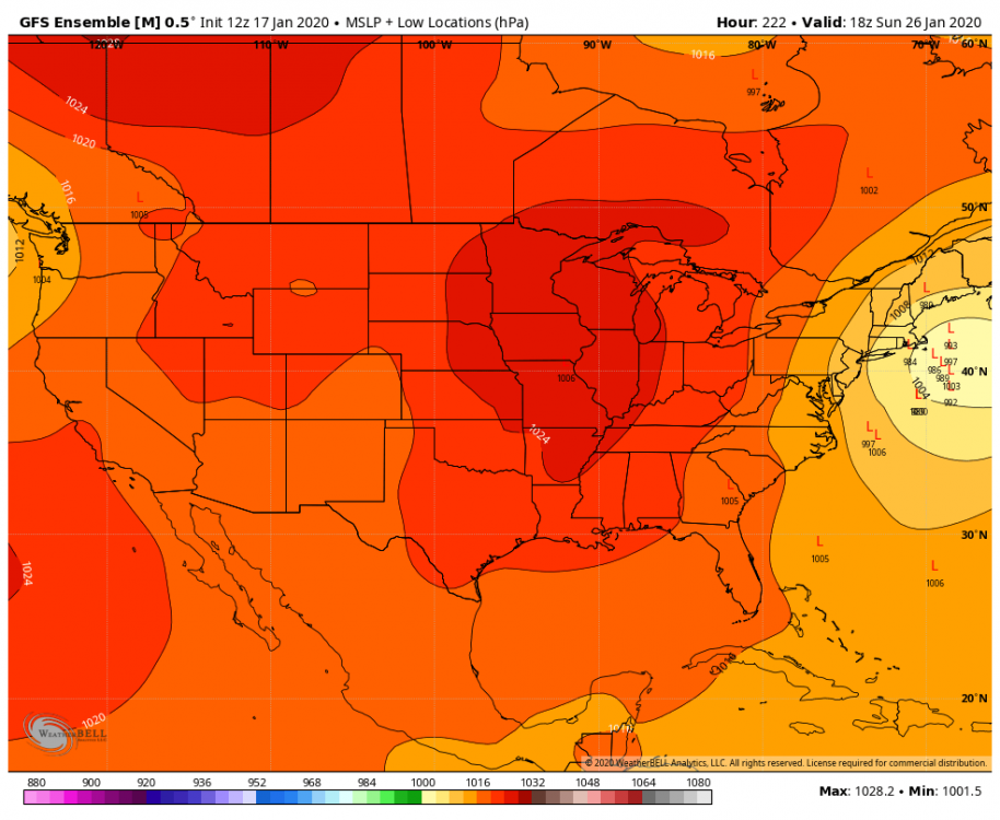 gfs-ensemble-all-avg-conus-mslp_with_low_locs-0061600  JAN 17 GEFS.png
