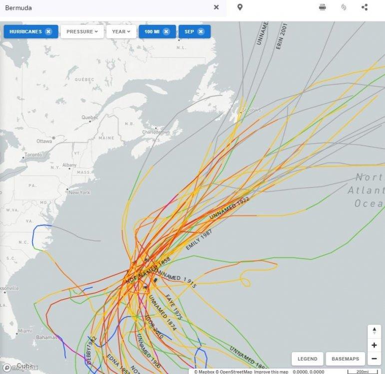 Bermuda 100 nm, hurricanes, sept.JPG