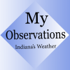 My Observations Wx